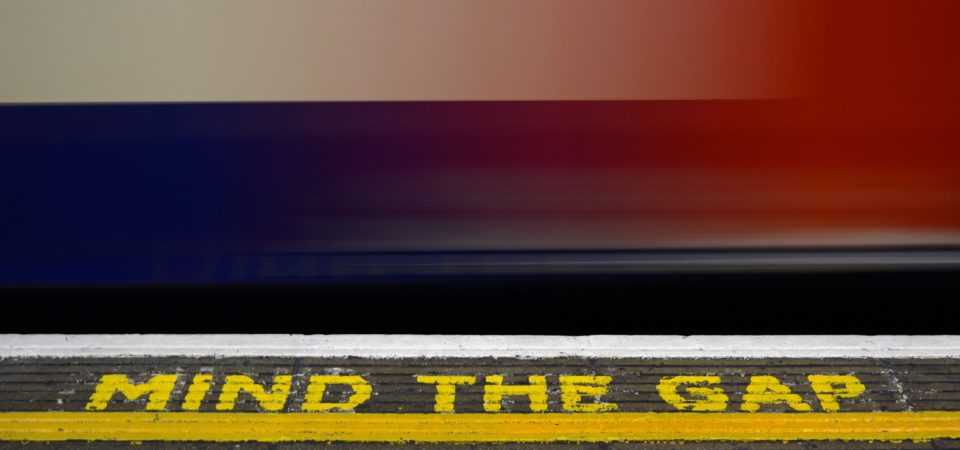 Mind the Gap by Leo Marco | Flickr | CC BY-NC-ND 2.0