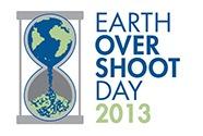 Earth Overshoot 2013