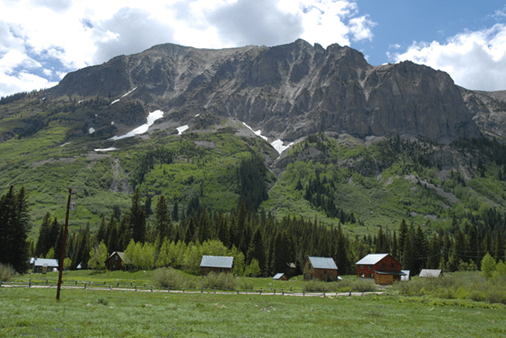 The Rocky Mountain Biological Laboratory