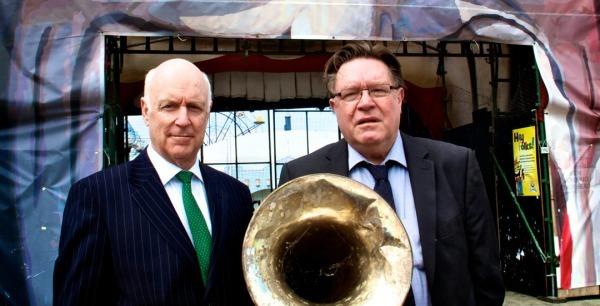 Clarke and Dawe from mrjohnclarke.com