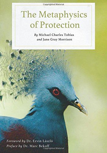 Photo from front cover of the Victoria crowned pigeon by Michael Charles Tobias