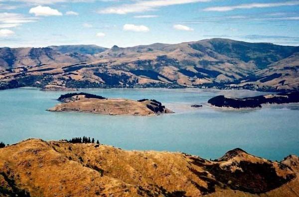 Drought takes hold near Christchurch, New Zealand | Photo: by Ilan Kelman