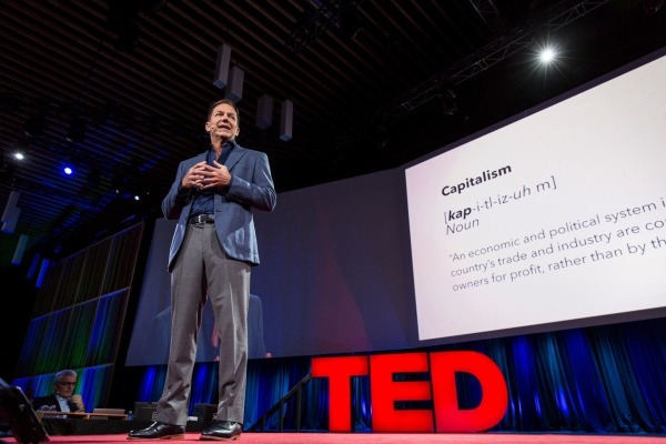 TED2015, Paul Tudor Jones II | Photo by Breat Hartman/TED | CC BY-NC-ND
