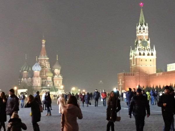 Red Square © M.C.Tobias 2015