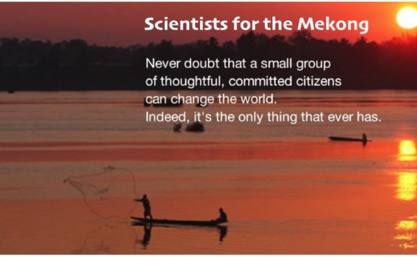 Image courtesy of Scientists for the Mekong | Mongabay.com