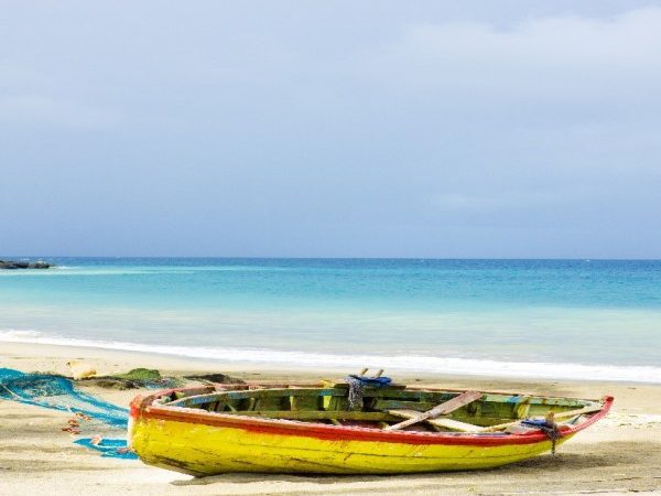 Rising sea-levels threated beaches and the economies of Small Island Nations (SIDS) that are heavily supported by the tourist industry.Photo by PHB.cz | Adobe Stock