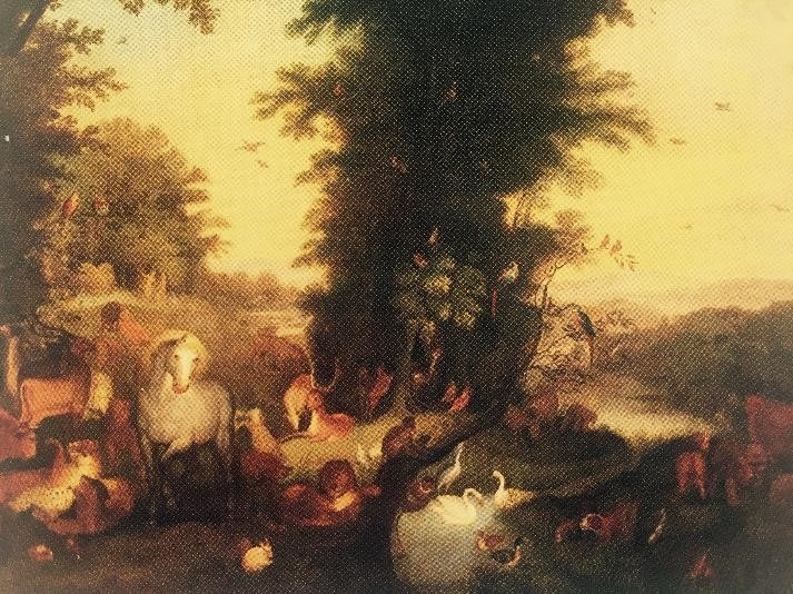 Jan Brueghel the Elder Paradise, c. Early 1600s, Private Collection with permission