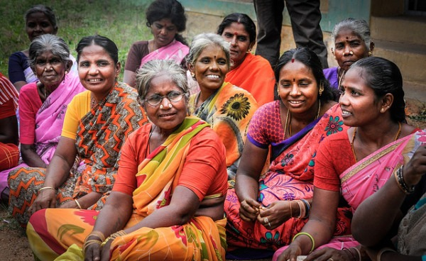 RTU Woman's groups, Income Generating Projects, Southern IndiaPhoto by Maria Andersson, IM Individuell Människohjälp  | CC BY-NC-ND 2.0