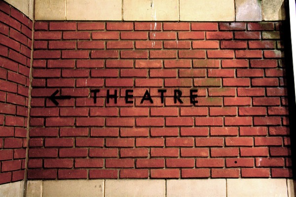 Theatre by Drew McLellan | Flickr | CC BY-NC 2.0