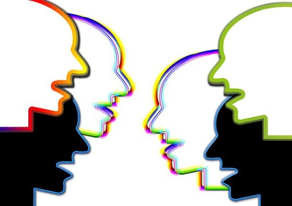 What issues are the 'talking heads' missing? via Pixabay.com
