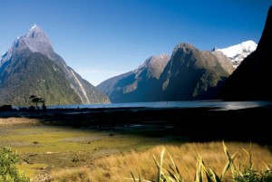 Milford Sound, Fiordland National Park, New Zealand © M.C. Tobias