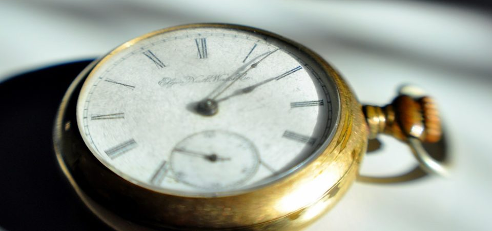Time by bitslammer | Flickr | CC BY-NC 2.0