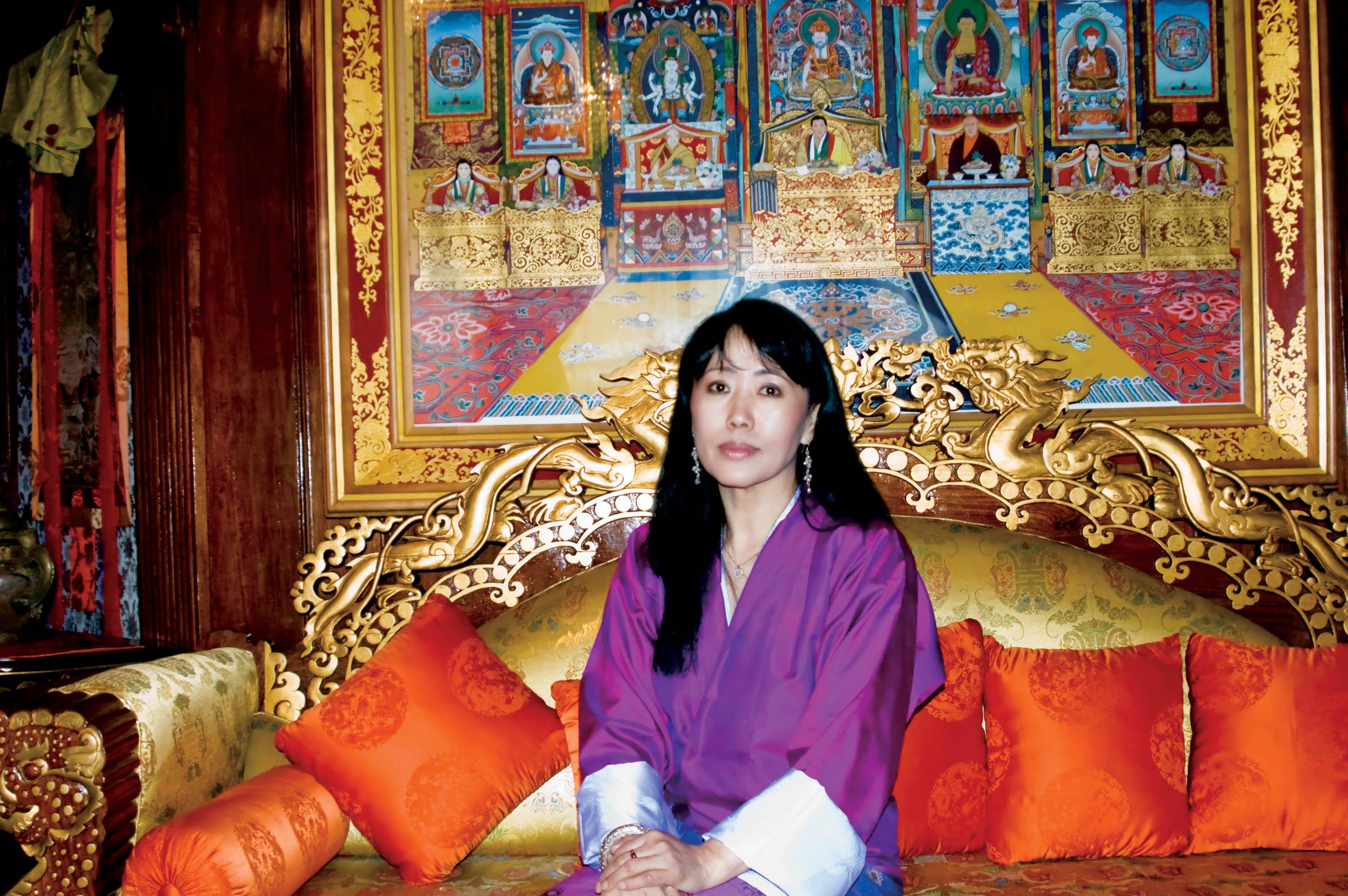 her-majesty-the-queen-of-bhutan-ashi-dorji-wangmo-wanchuck | MAHB