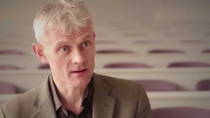 Image of Kevin Anderson from  Climate change, what's next?  video by Friends of the Earth | YouTube