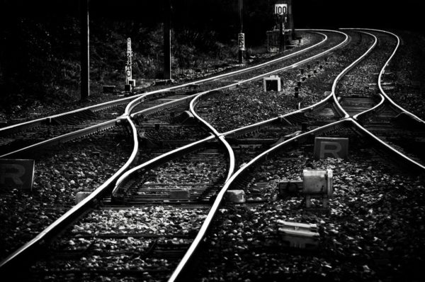 Choose your track by Thomas Leth-Olsen   Flickr   CC BY 2.0