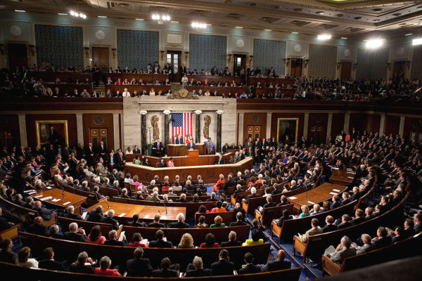 Joint session of US Congress 2009 | Public Domain