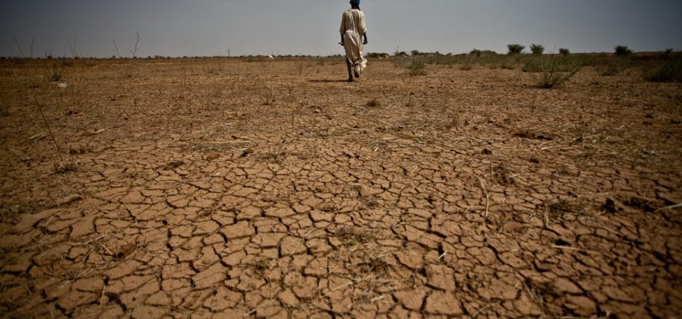 Arid soils in Mauritania | Photo by Pablo Tosco/Oxfam | Flickr | CC BY-NC-ND 2.0