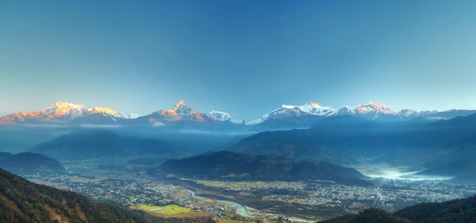 Sarangkot Sunrise, Pokhara, Nepal by Dhilung Kirat | Flickr | CC BY-NC 2.0