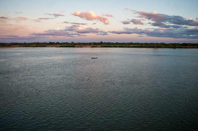 At the heart of the project: the Rio São Francisco. Photo(CC BY-NC): André Fossati