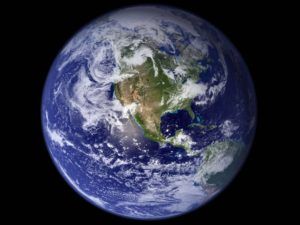 Gaia is dying as planetary ecological boundaries are crossed.