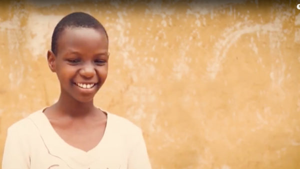 Still image from the Population Media Center campaign video, Help Her See It