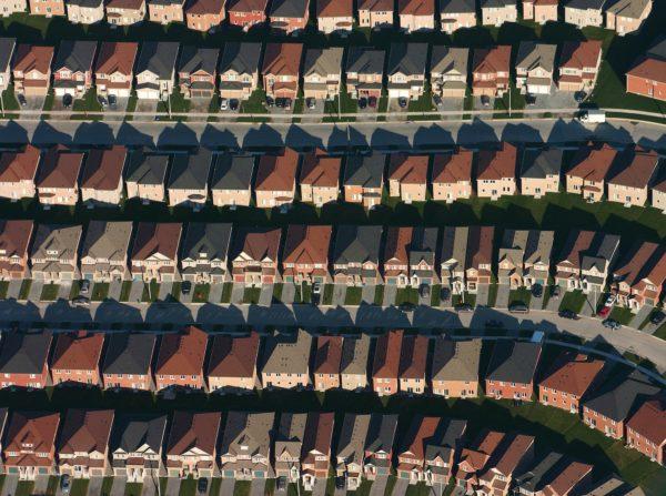 An aerial view of housing developments near Markham, Ontario Photo by IDuke, November 2005Wikimedia | CC BY-SA 2.5