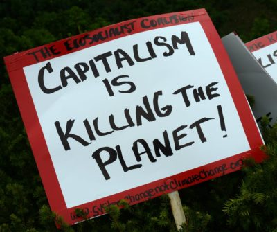 More radical movements than divestments, such as blaming capitalism for lack of progress on environmental problems, have not been as effective in shaping the climate debate in the U.S. Stephen Melkisethian | Flickr | CC BY-NC-ND