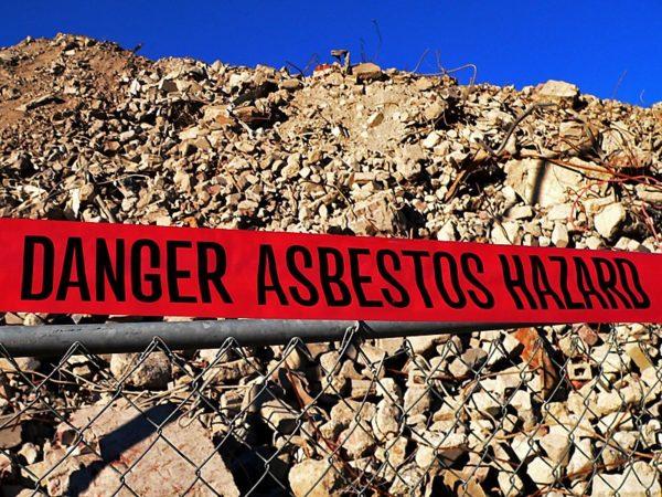 Danger Asbestos Hazard by Matt Niemi | Flickr | CC BY-NC-ND 2.0