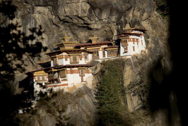 Taktsang Monastery, Bhutan | Photo ©M. C. Tobias