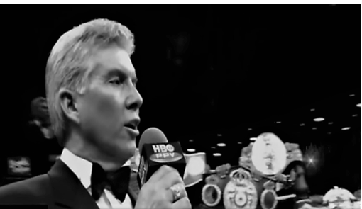 Image: YouTube Screenshot of Michael Buffer in Rocky VI.