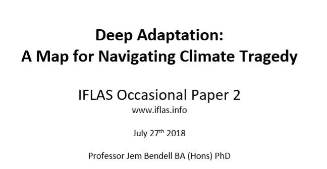Deep Adaptation paper cover