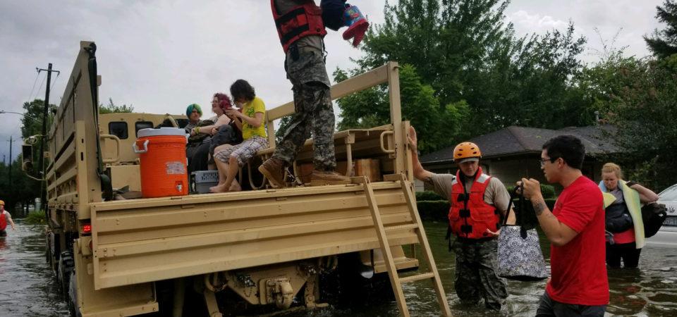 San Antonio joins Hurricane Harvey disaster relief efforts | US Air Force