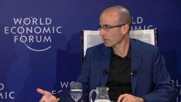 Harari is fêted at the World Economic Forum and many other watering holes of the global elite