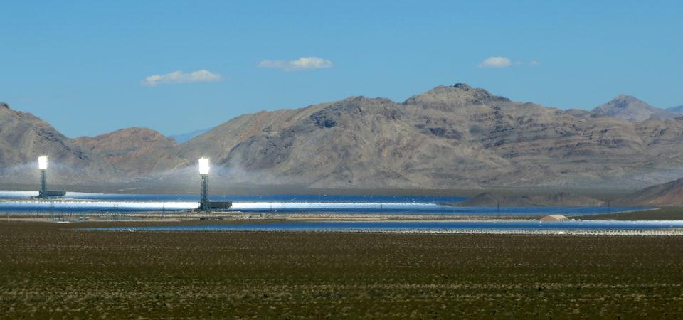 Ivanpah Power Facility