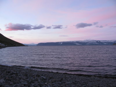 Ísafjörður coast