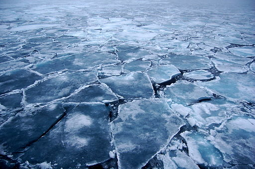 Arctic Ice | Wikicommons