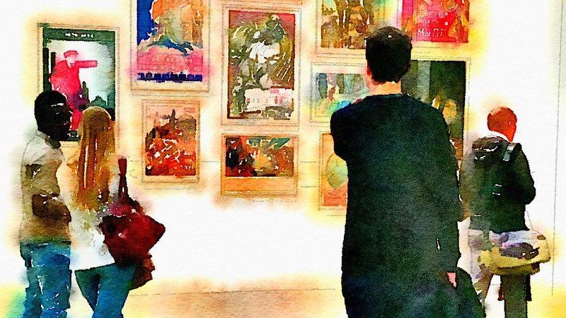 Looking at Russian propaganda posters at the Tate Modern | Flickr