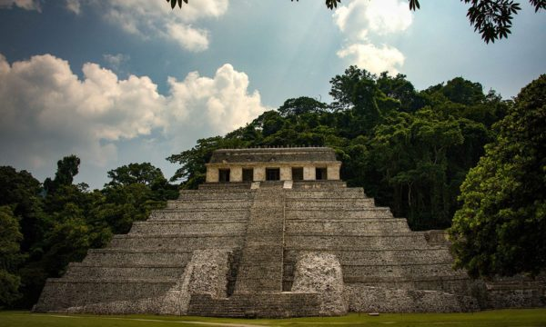 Mayan society experienced a gradual decline over three centuries. Photo by Rod Waddington/Flickr