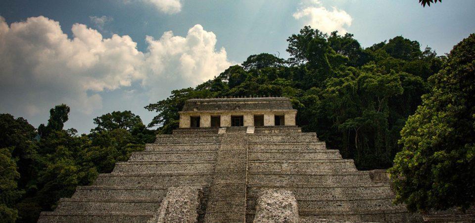 Mayan society experienced a gradual decline over three centuries. Photo by Rod Waddington/Flickr