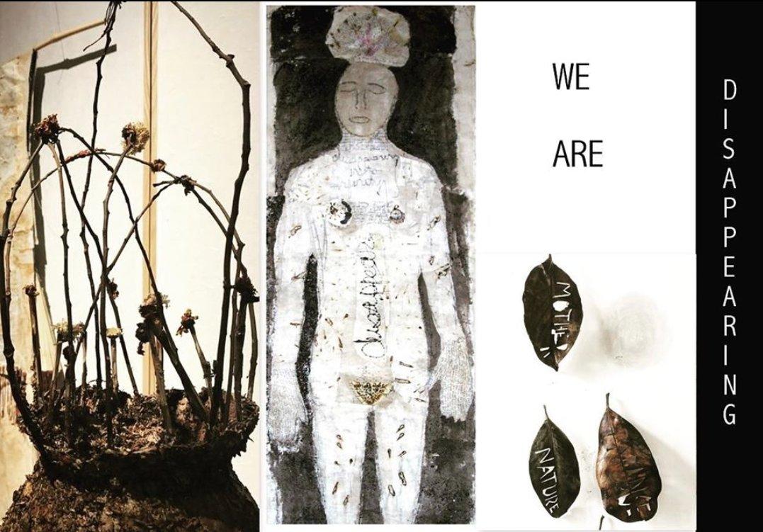 Cynthia Fusillo Contribution for Resilence Art Call
