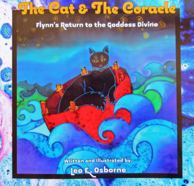 LEO E. OSBORNE The Cat and the Coracle Book Cover