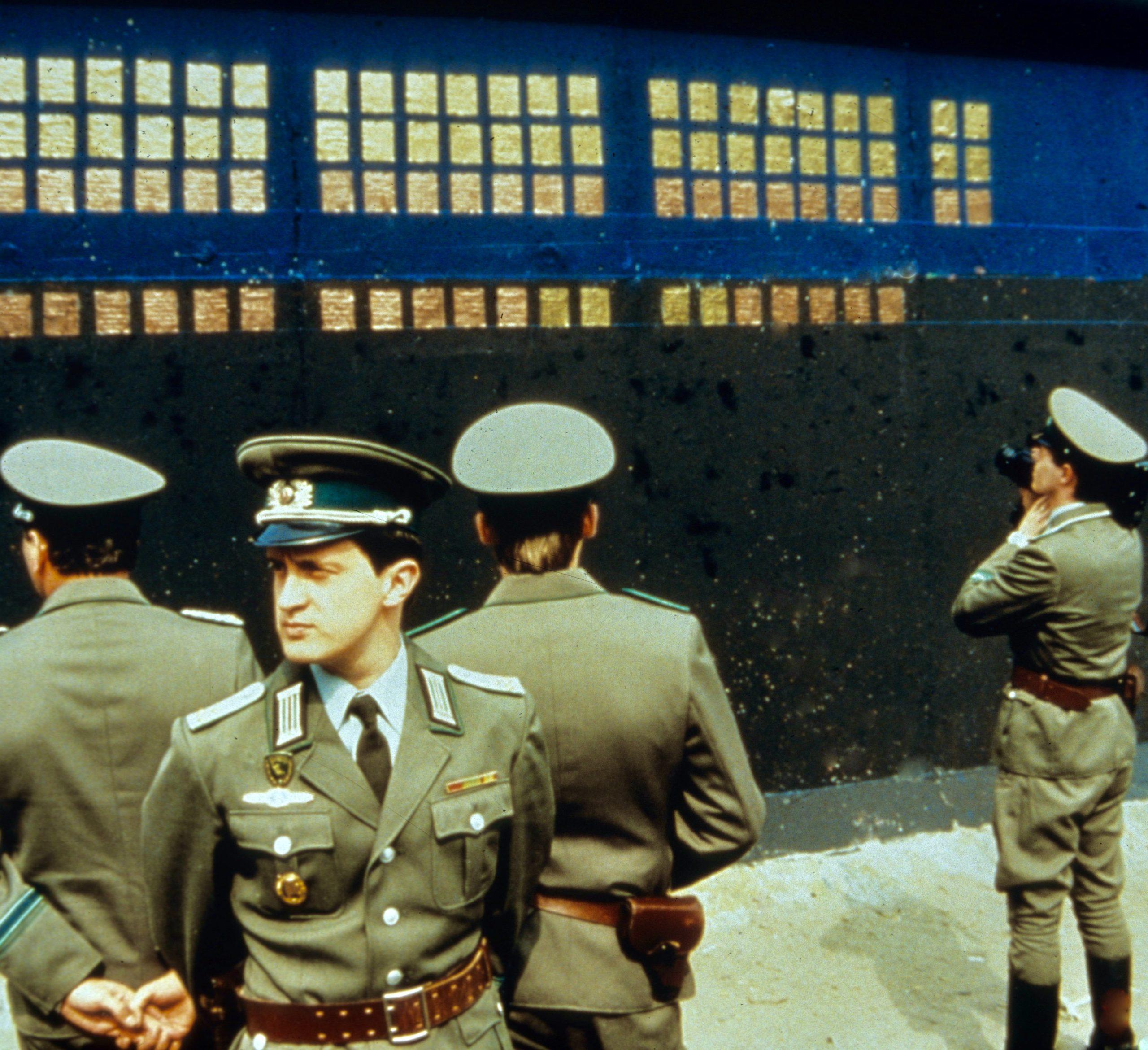 Deborah Kennedy Eco-Art and the Berlin Wall