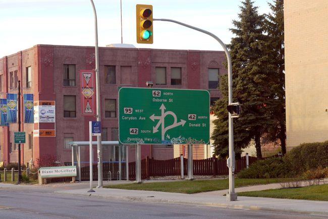 Traffic sign Confusion_Corner
