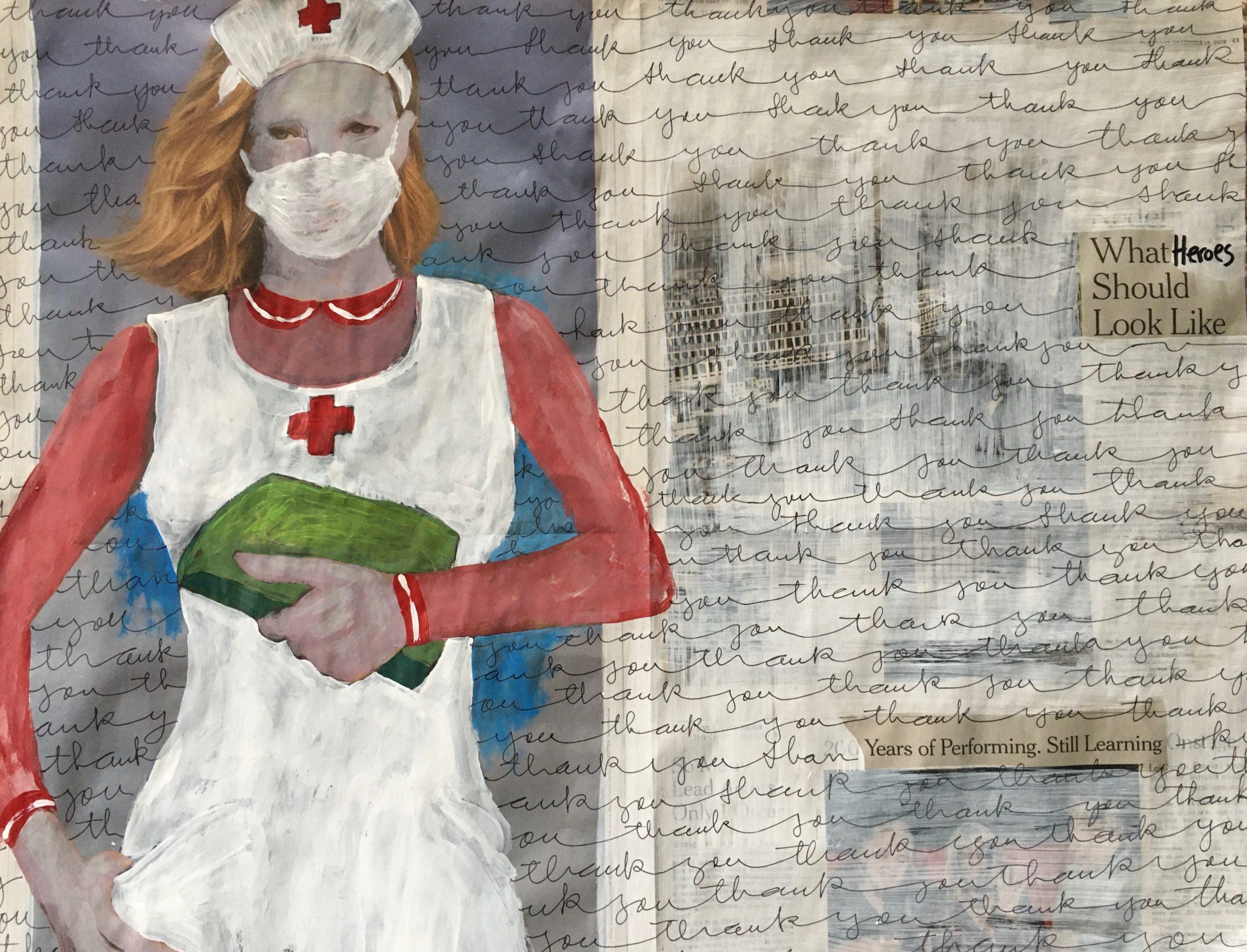 Cristián Pietrapiana Heroes Nurses