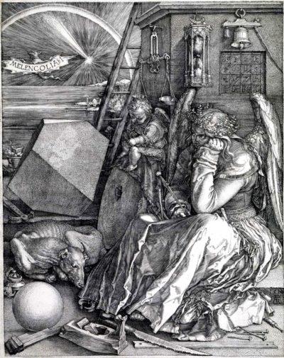Melencolia by Albrecht Dürer