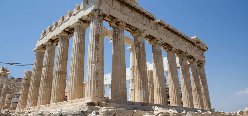 Parthenon, Athens/flickr.