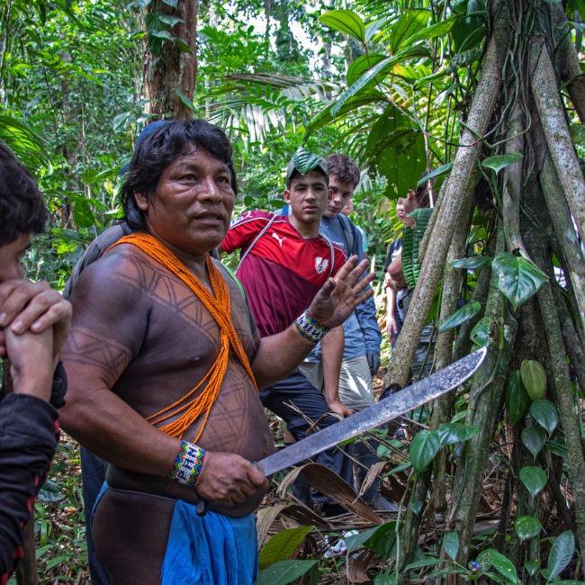 Embera Puru by Kandi Valle
