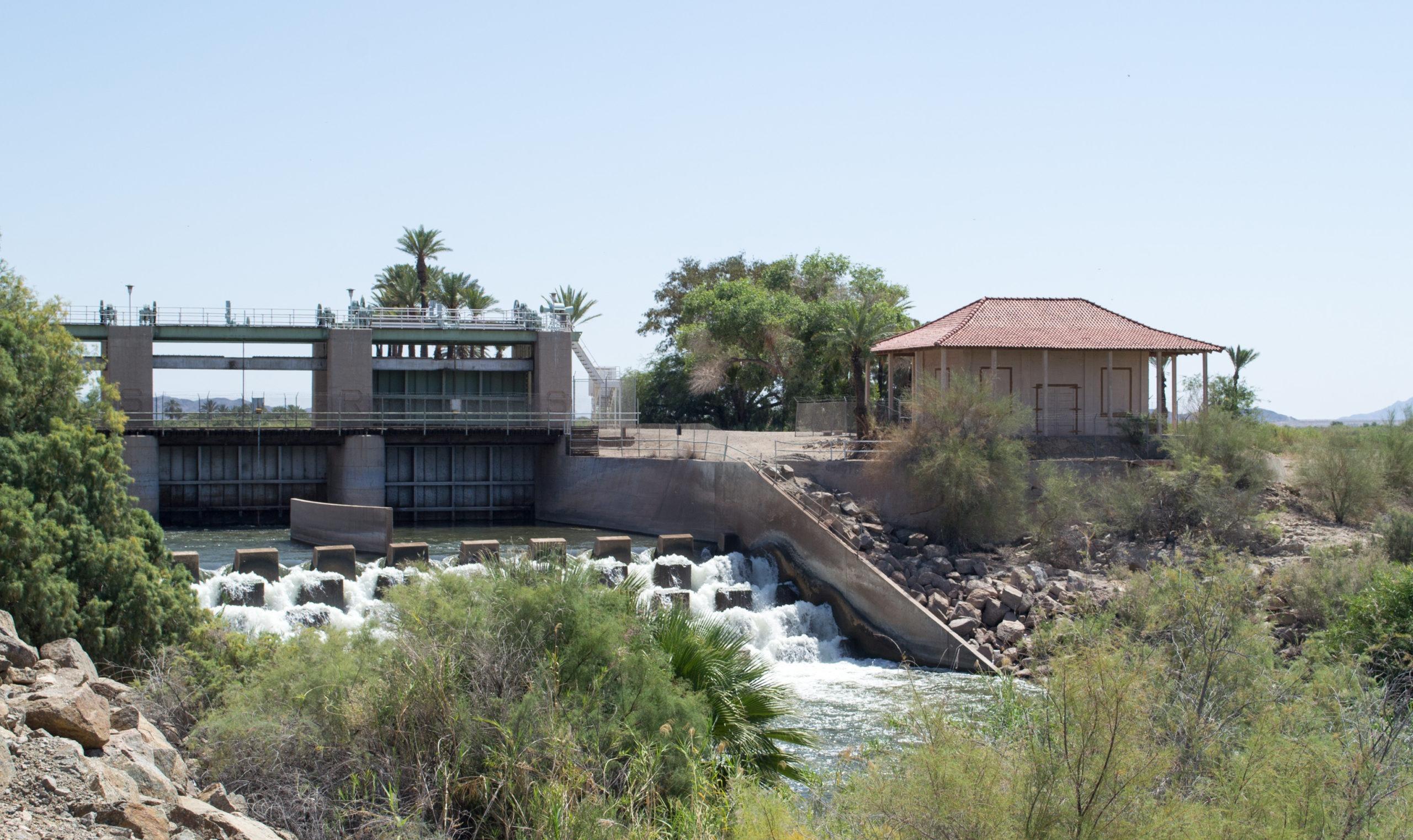 Laguna Dam