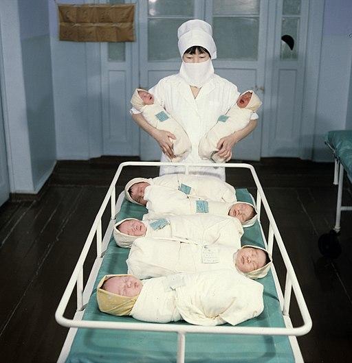 RIAN_archive_450919_Maternity_Home_in_Yakutsk medium