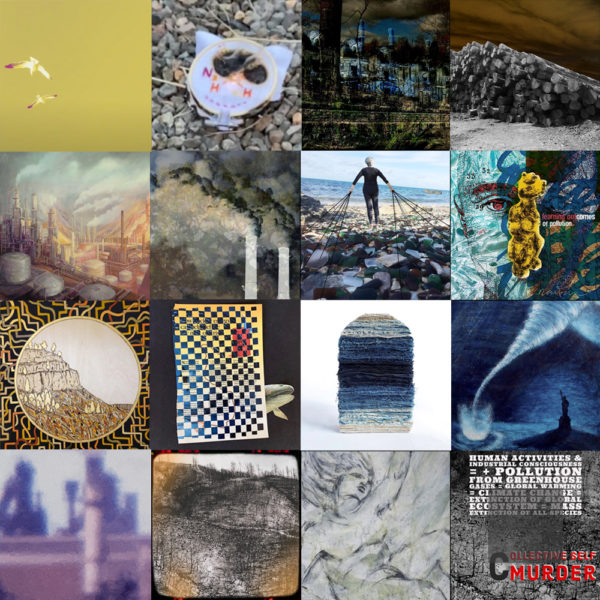 What's Next for Earth NFE contributions to the Pollution art call